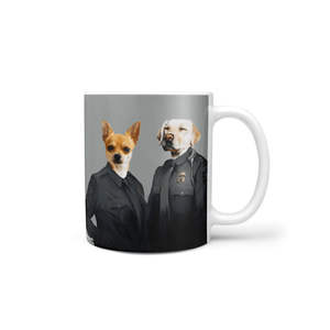 The Officers - Custom Mug