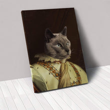Load image into Gallery viewer, The Emperor - Custom Pet Canvas