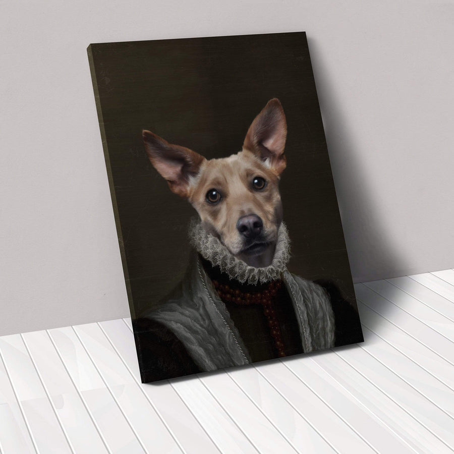 The Countess - Custom Pet Canvas