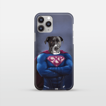 Supawman - Custom Pet Phone Case