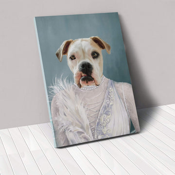 The Ballerina - Custom Pet Canvas