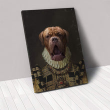 Load image into Gallery viewer, The Dame - Custom Pet Canvas