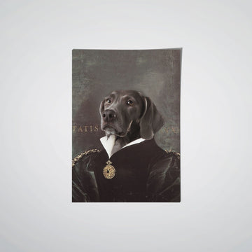 The Duchess - Custom Pet Poster