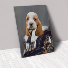 Load image into Gallery viewer, The Laughing Cavalier - Custom Pet Canvas