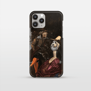 The Lovers - Custom Pet Phone Case
