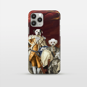 The Royal Couple - Custom Pet Phone Case