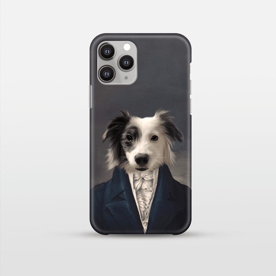The Aristocrat - Custom Pet Phone Case