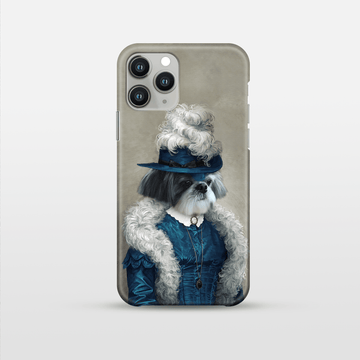 The Boa Lady - Custom Pet Phone Case