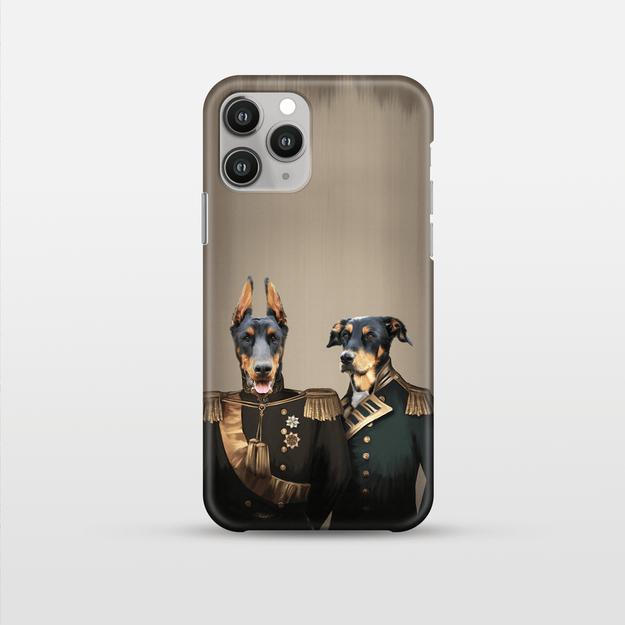The Brothers in Arms - Custom Pet Phone Case