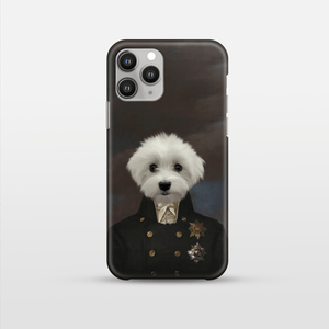 The Captain - Custom Pet Phone Case
