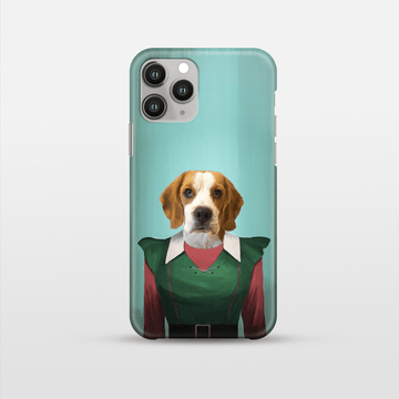 The Female Elf - Custom Pet Phone Case