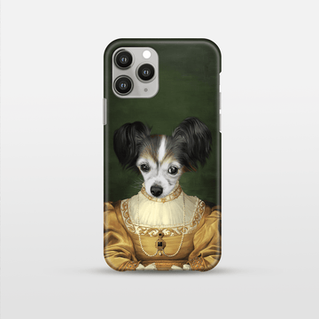 The Golden Girl - Custom Pet Phone Case
