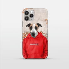 Load image into Gallery viewer, The Hypebeast - Custom Pet Phone Case