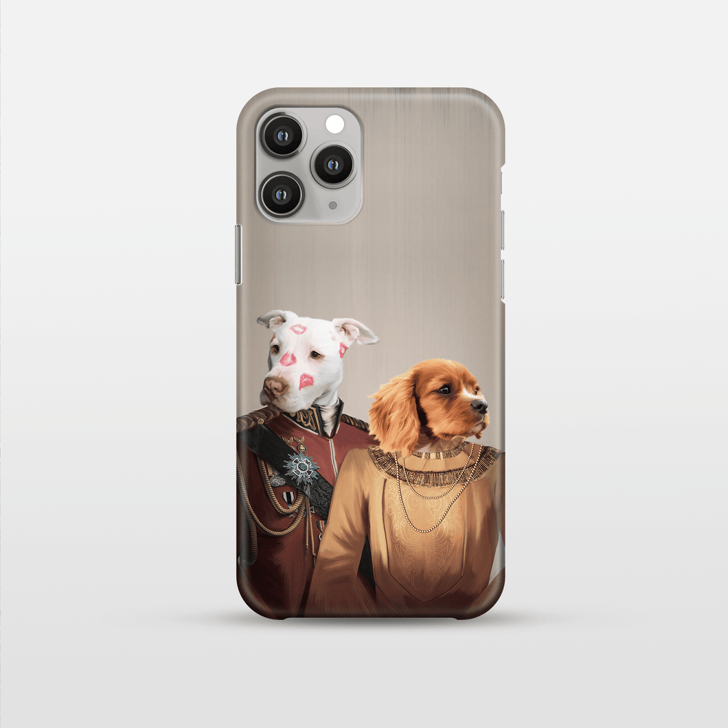 The Lord and Lady - Custom Pet Phone Case