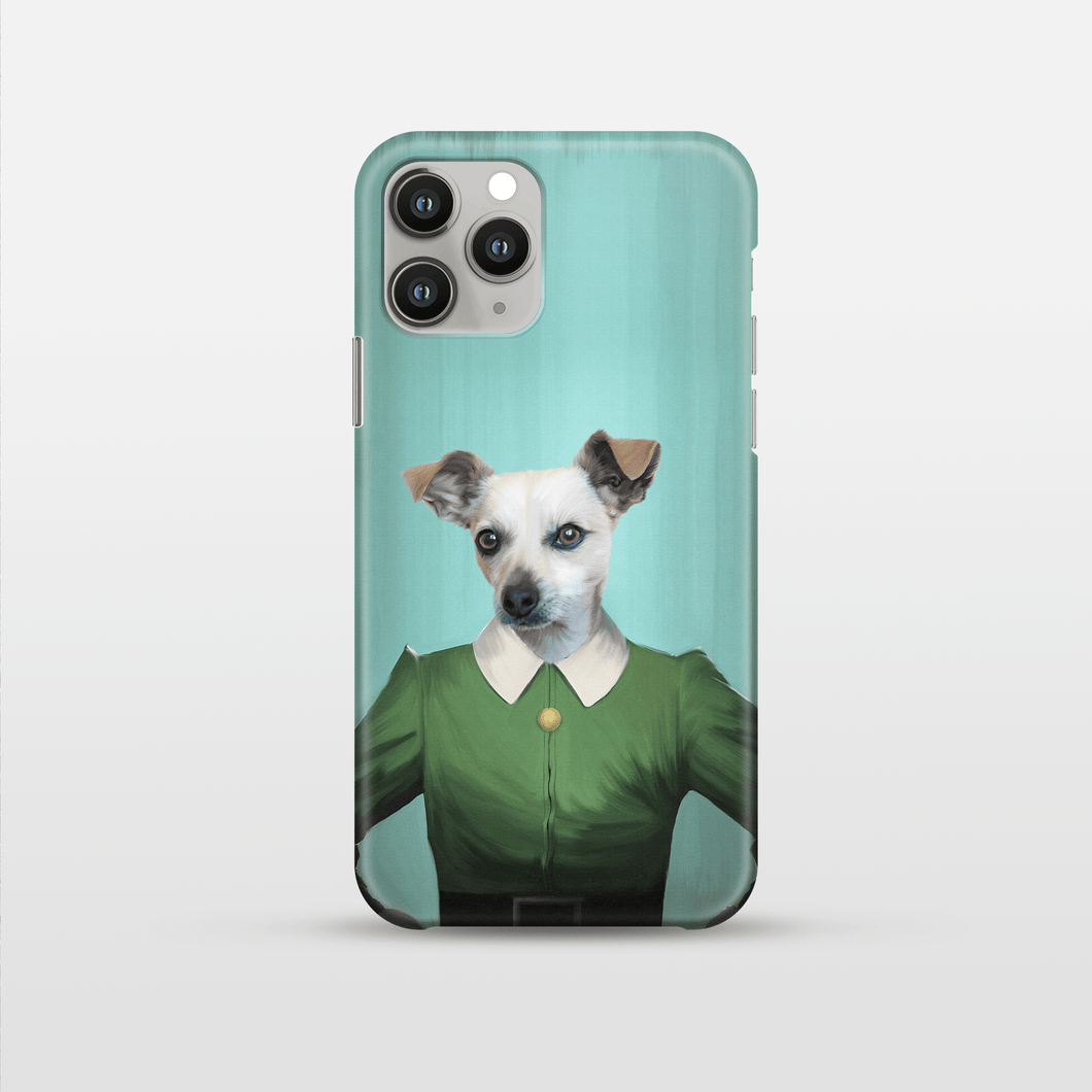 The Elf - Custom Pet Phone Case