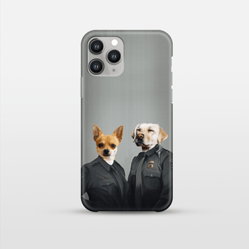 The Officers - Custom Pet Phone Case