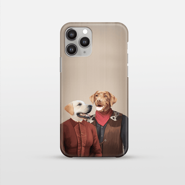 The Outlaws - Custom Pet Phone Case