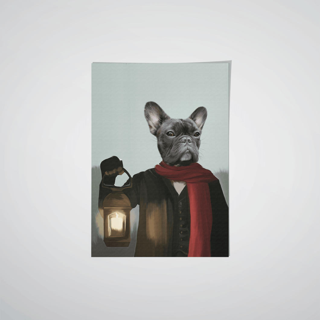 The Pauper - Custom Pet Poster