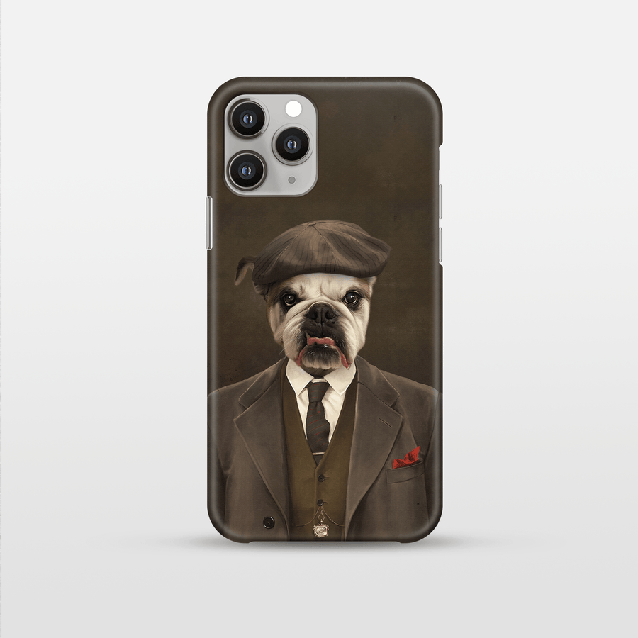 The Peaky Blinder - Custom Pet Phone Case