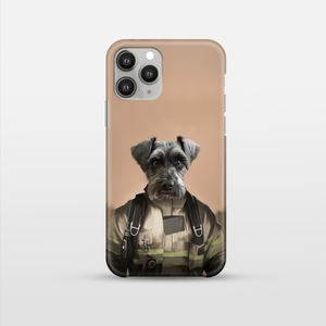 The Pilot - Custom Pet Phone Case