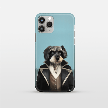 The Pirate - Custom Pet Phone Case