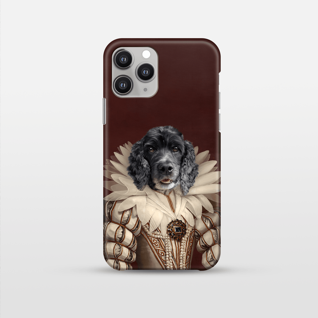 The Queen - Custom Pet Phone Case