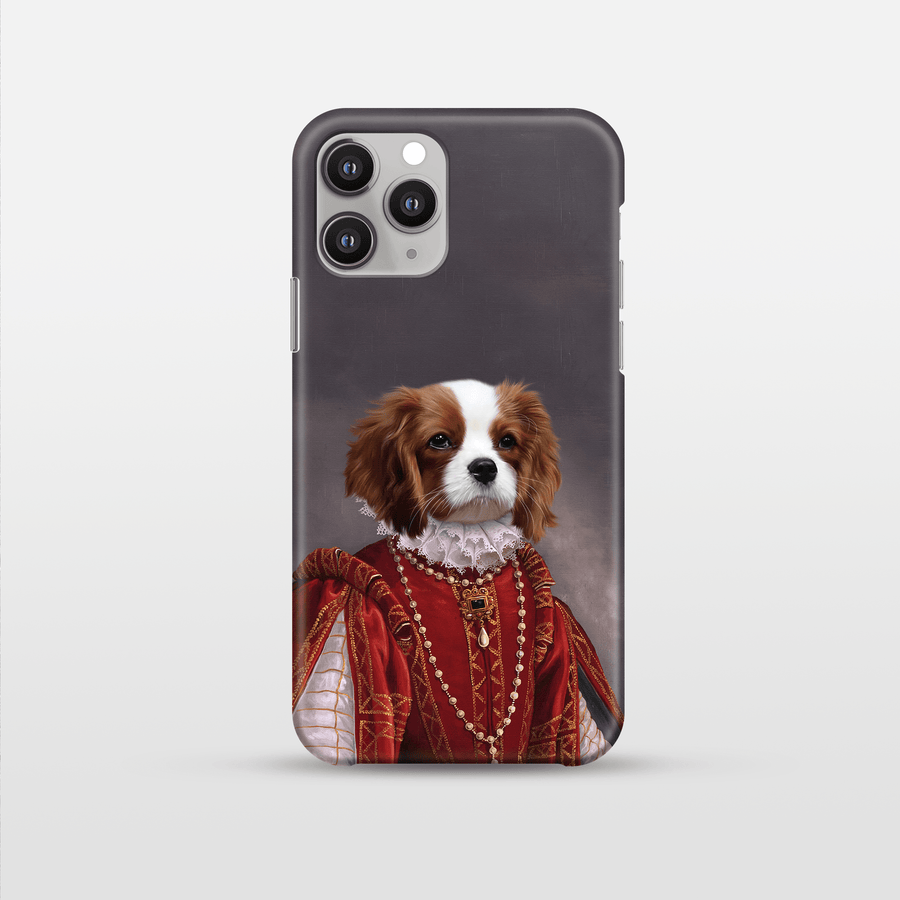 The Queen of Roses - Custom Pet Phone Case