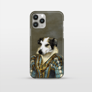 The Sapphire Queen - Custom Pet Phone Case