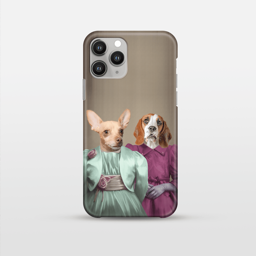 The Sisters - Custom Pet Phone Case