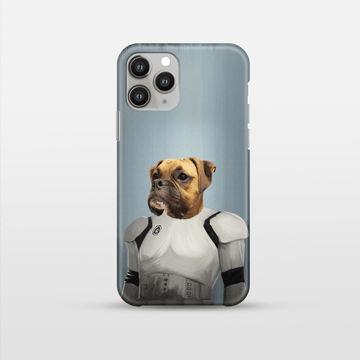 The Trooper - Custom Pet Phone Case
