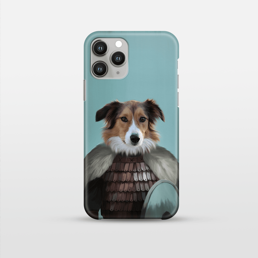 The Viking - Custom Pet Phone Case