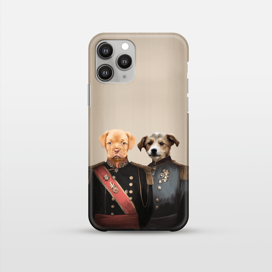 The War Heroes - Custom Pet Phone Case