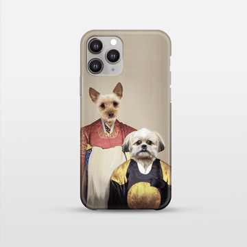 The Wise Pair - Custom Pet Phone Case