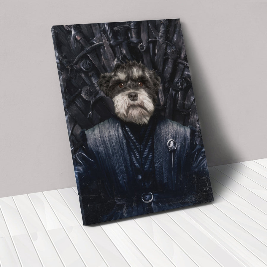 The Hand of the Queen - Custom Pet Canvas