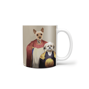 The Wise Pair - Custom Mug