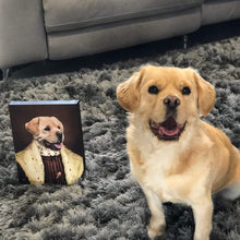 Load image into Gallery viewer, The Young King - Custom Pet Canvas