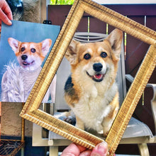Load image into Gallery viewer, The Ballerina - Custom Pet Canvas