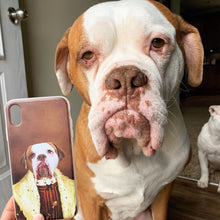 Load image into Gallery viewer, The Young King - Custom Pet Phone Case