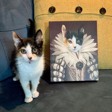 Load image into Gallery viewer, The Queen - Custom Pet Canvas