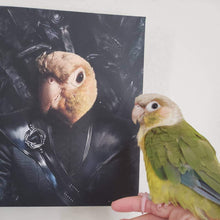 Load image into Gallery viewer, The Mother Of Dragons - Custom Pet Canvas