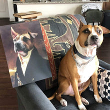 Load image into Gallery viewer, The Count - Custom Pet Canvas