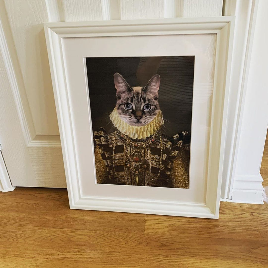 The Dame - Custom Pet Poster