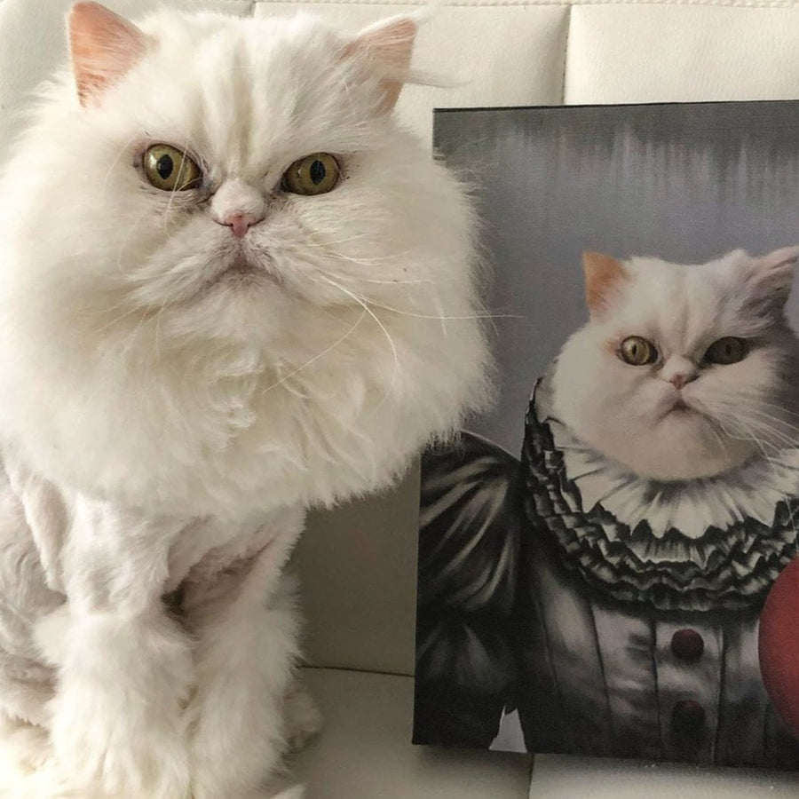 The Pennywise - Custom Pet Canvas