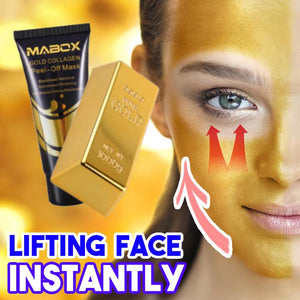 HiFu Face/ Neck Lifting Peel-Off 24K Gold Mask – getthismall