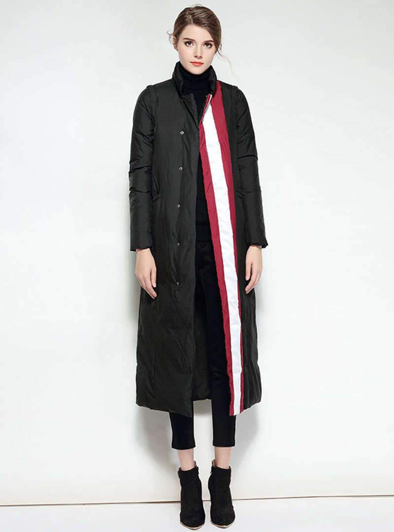Detachable Two-Piece Down Coat