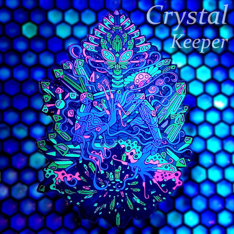 Crystal Keeper Pin Blind Bag