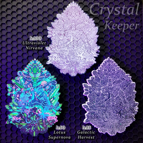 Crystal Keeper 2 Pin Set - LE50 + LE100