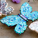 Steampunk Butterfly OE Blind Bag