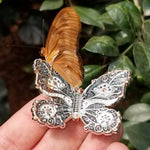 Steampunk Butterfly Blind Bag