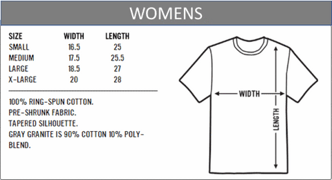 Element Of Indecision T-Shirt (Ladies)